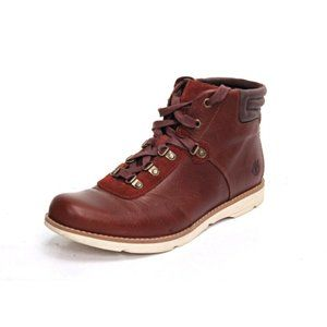 NWOB TIMBERLAND mosley boots leather lace up hikin